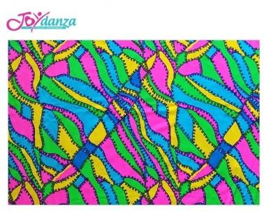 Super Fluo Colori e Tessuti Elastici per corpo