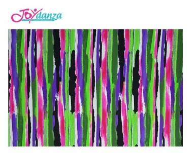 Lycra Grunge Colorata Colori e Tessuti Elastici per corpo