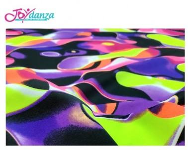 Lycra Fantasia Fiesta Colori e Tessuti Elastici per corpo