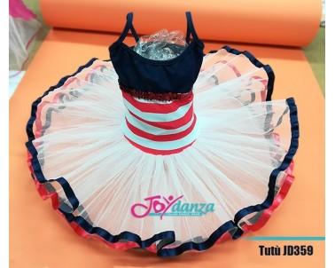 Tutu Gondoliere Costumi Danza Classica Tutu per bambina Tutu Professionali