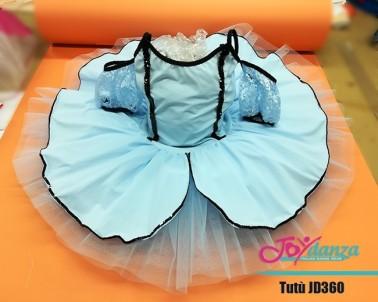 Tutu Colombina Costumi Danza Classica Tutu per bambina Costumi repertorio Tutu Professionali