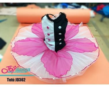 Tutu Pierrot Costumi Danza Classica Tutu per bambina Tutu Professionali