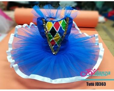 Tutu con inserto Costumi Danza Classica Tutu per bambina Costumi repertorio