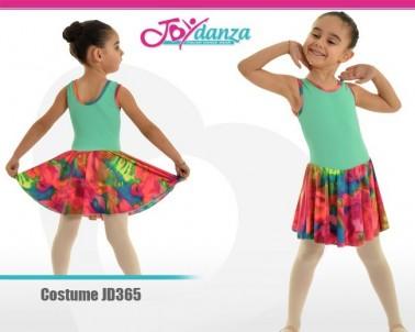 Body Fantasy Abbigliamento Danza Body danza bambina Danza Moderna Costumi moderna e musical