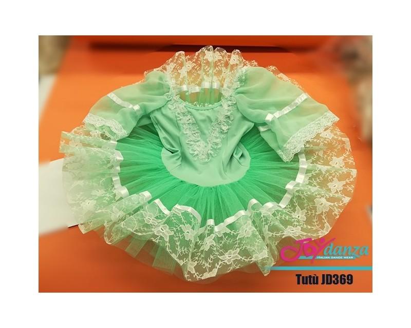 Tutu Nastrini e merletti Costumi Danza Classica Tutu per bambina Tutu Professionali