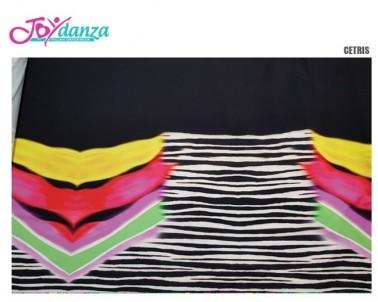 Stoffa Danza Moderna Colori e Tessuti Elastici per corpo