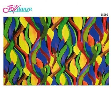 Tessuto Gogh Colori e Tessuti Elastici per corpo