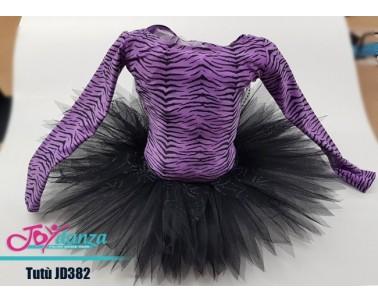 Tutu a pantaloncino Danza Moderna Costumi moderna e musical