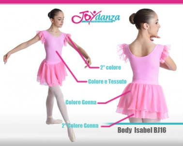 Body Bj16 Schema Scelta Colori