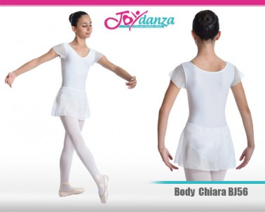 Body Danza Bianco