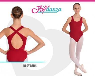 Body Bretelle ad incrocio Abbigliamento Danza Body danza bambina Body danza adulti