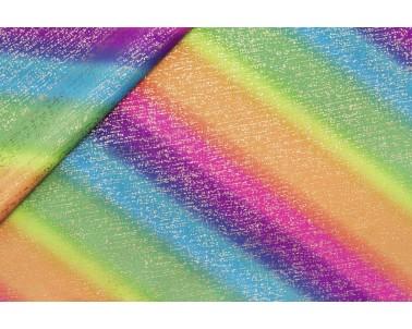 Lycra Arcobaleno Colori e Tessuti Elastici per corpo