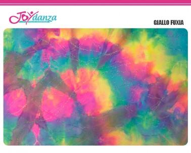 Tessuto Fantasia Cosmo Colori e Tessuti Elastici per corpo