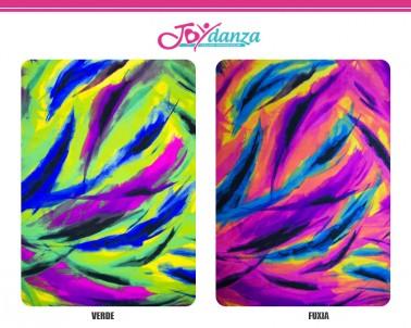 Stoffa Solero Colori e Tessuti Elastici per Body Danza