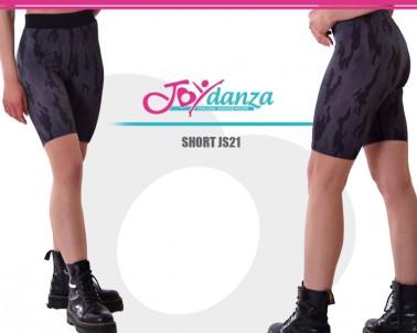 Shorts sportivo Mimetica grigia