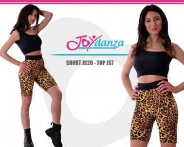 Shorts Leopardati