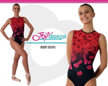 Body Danza Tessuto Stampato