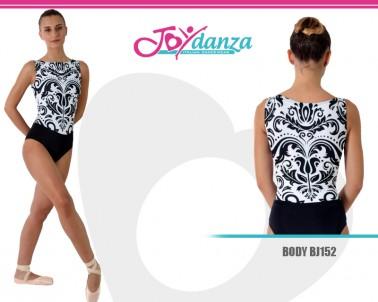 Body Danza Stoffa Personalizzabile
