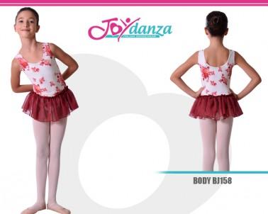 Body Danza Bambina Personalizzabile