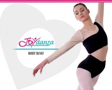 Body Danza Rete e Paillettes