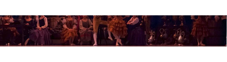 Costumi danza per Balletti di Repertorio
