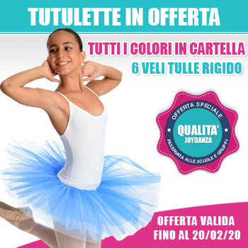 Gonna danza in offerta